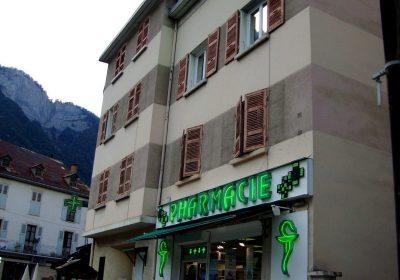 Pharmacie Lageon