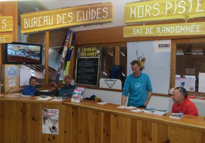 Les 2 Alpes Guides Office