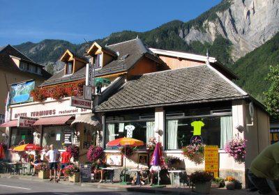 Hotel-restaurant Le Terminus
