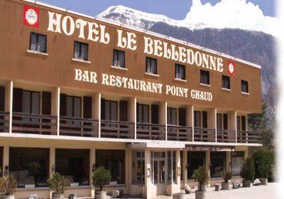 Hôtel Restaurant le Belledonne