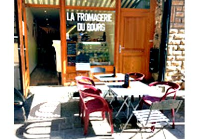 La Fromagerie du Bourg – Kaasmakerij
