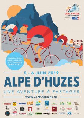 Geannuleerd – Alpe d'Huzes