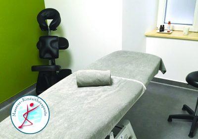 Massage en kinesitherapie kabinet