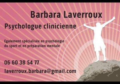 LAVERROUX Barbara – Psycholoog