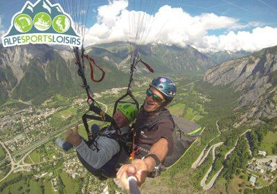 Duovlucht : een eerste tandemvlucht