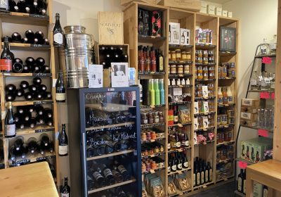 Le Bistrot Presse – Delicatessenzaak en wijnkelder
